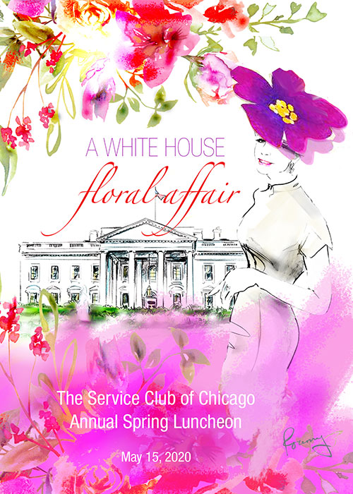 A White House Floral Affair