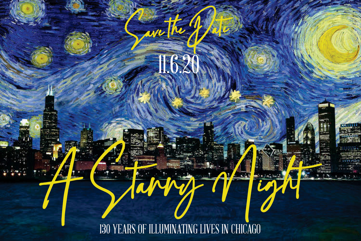 A Starry Night - 2020 Annual Gala - Save the Date