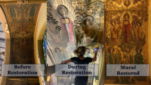 Friends of Historic Second Church Mural