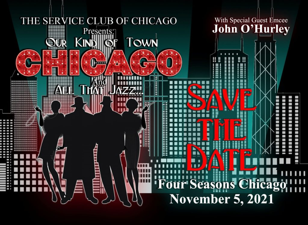 The Service Club of Chicago 2021 Gala
